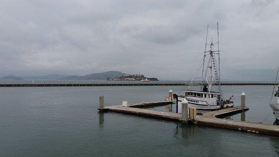 Eureka Steam Ferry: Alcatraz