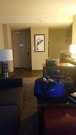 Homewood Suites By Hilton Washington DC Capitol Navy Yard Entrance