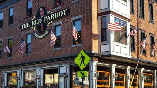 Red Parrot Restaurant Newport Ri Reviews