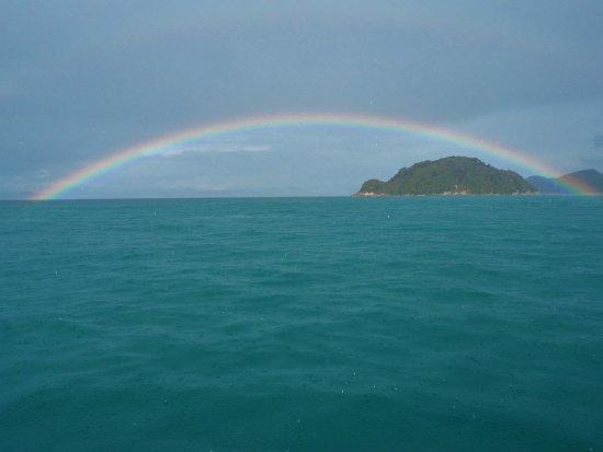 Marahau, New Zealand: Tonga Island in Abel Tasman
