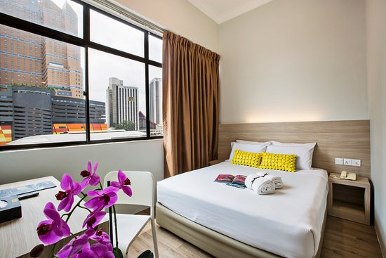 Wira Hotel: Newly refurbished Standard Queen