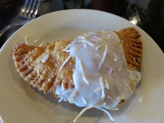 Dean's Restaurant and Bakery : Fried Coconut Pie