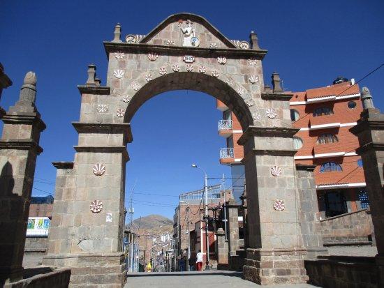 Arco Deústua