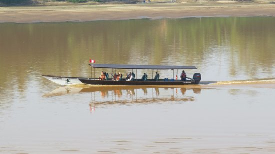 Puerto Maldonado, Περού: our boat