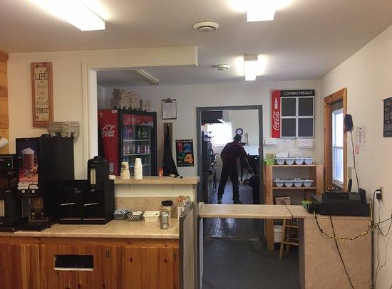 Elk Lake Chip Stand Order Desk & Kitchen, Elk Lake ON