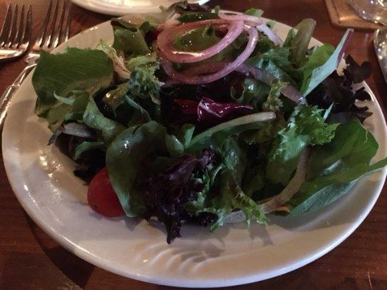 DaVinci's : Davinci house salad