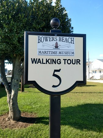 Frederica, DE: walking tour stop