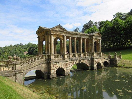 Prior Park Landscape Gardens (NT): Prior Park Bridge