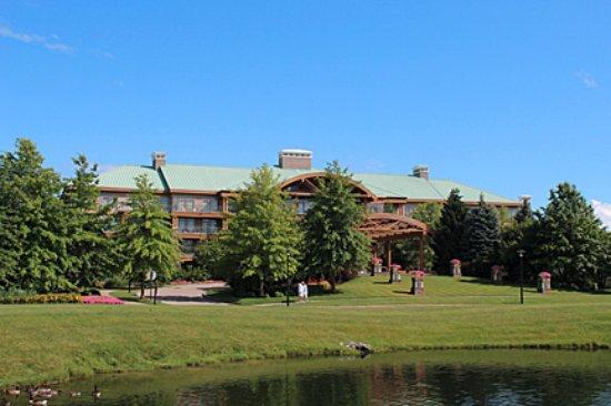Verona, NY: Lodge at the Turning Stone Resort