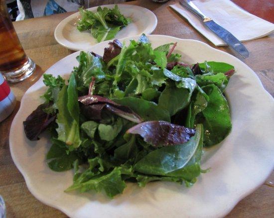 Pizzeria Bianco: Green Salad