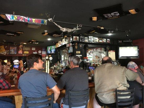 Wild West Pizzeria: Bar Area!