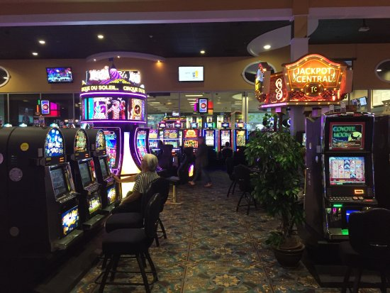 Prince George, Canada: Casino floor