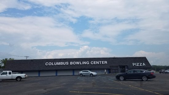 Columbus, IN: the center