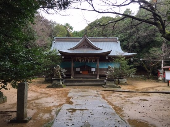 Yakura Hime Shrine