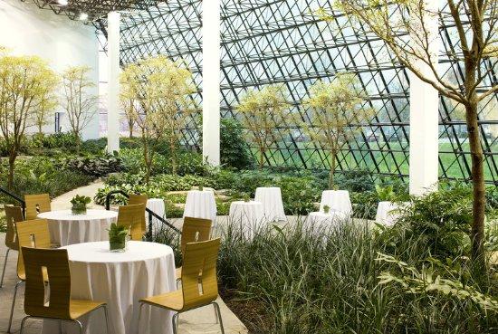 Southfield Town Center Garden Atrium