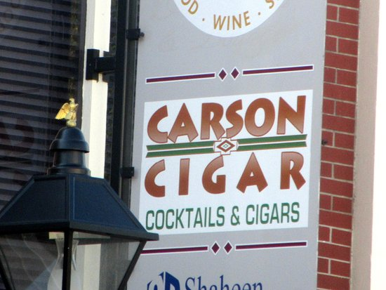 Carson Cigar - Cocktails and Cigars, Carson City, Nevada