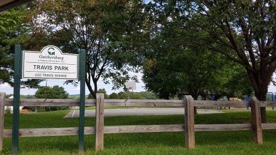 Gaithersburg, MD: the park