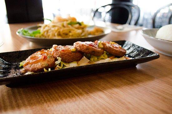 Norwood, Australia: Thai fish Cake