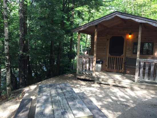 Lost River Valley Campground: Our Cabin