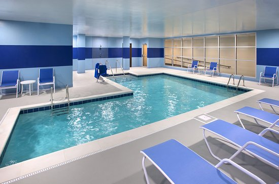 Four Points by Sheraton Charleston: Indoor Pool