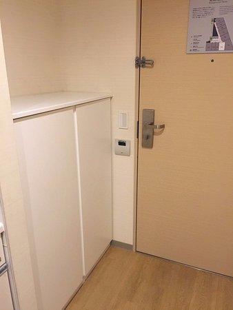 Fraser Residence Nankai Osaka: 大門