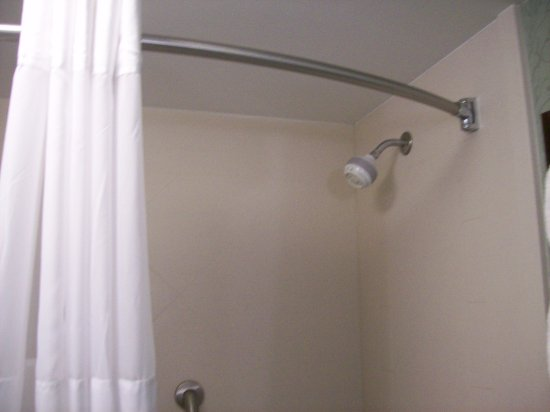 Anderson, SC: The Bathroom Shower