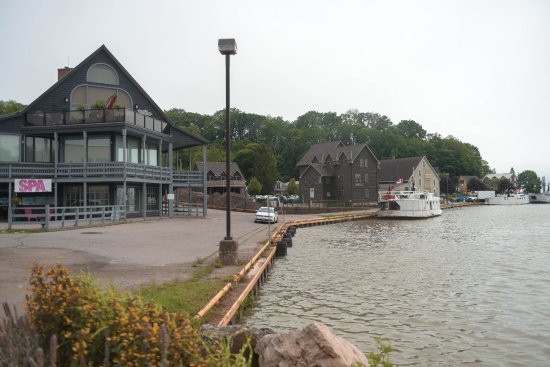 Port Stanley, Canada: Harbour Spa