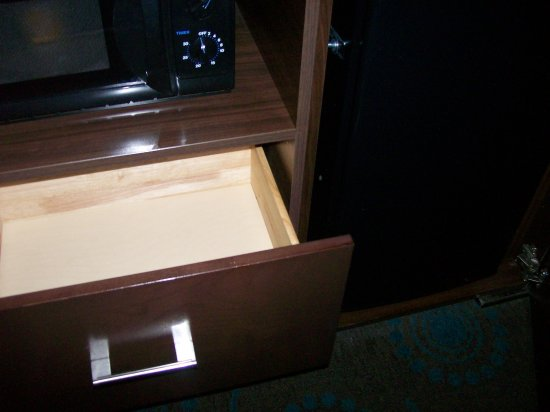 Anderson, SC: Room 312. The only 2 Drawers in the Room.