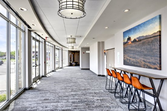 Pre-function Meeting Area Holiday Inn - Nampa