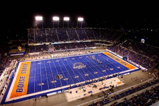 นัมปา, ไอดาโฮ: Boise State Broncos only minutes away from Holiday Inn Nampa