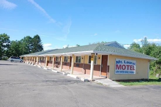 Mount Laurel Motel Hazleton