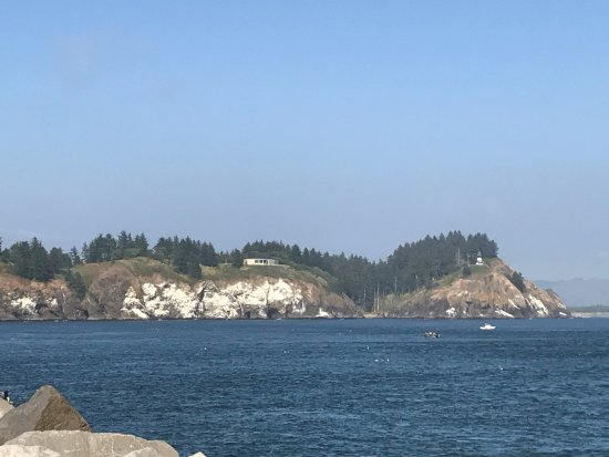 Ilwaco, WA: From Cape Disappointment