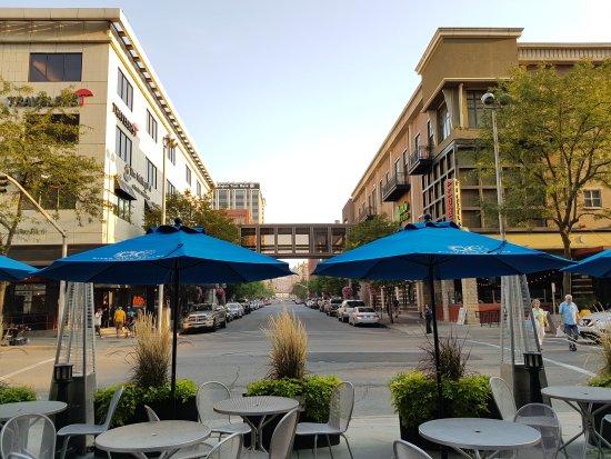 Downtown Spokane Photo