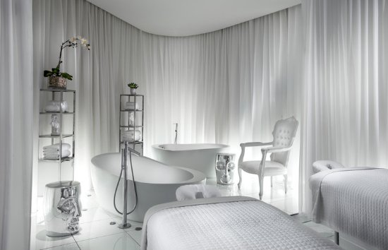 SLS Hotel, A Luxury Collection Hotel, Beverly Hills: spa