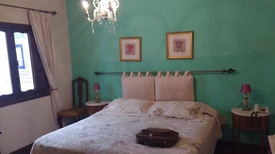 Hotel del Virrey: Habitación