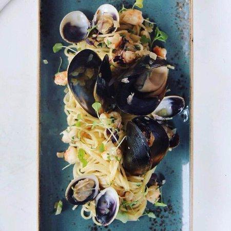 Woollahra, Australië: Seafood Pasta