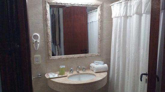 Hotel del Virrey: Baño