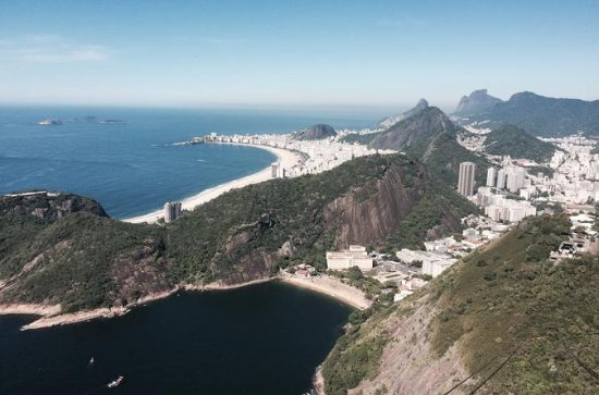 Rio in a Day: Christ Redeemer, Sugar ...
