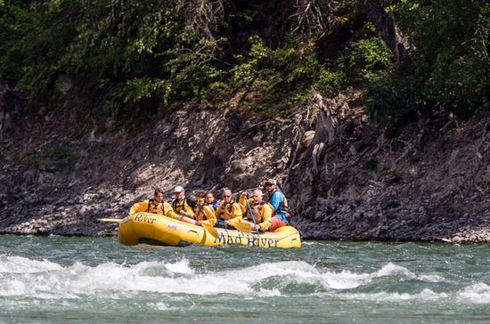 Classic 8-Mile Snake River Whitewater