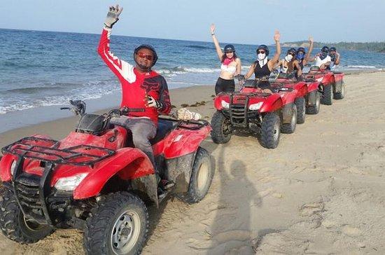 Excursão de ATV em Puerto Plata