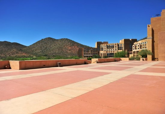 JW Marriott Tucson Starr Pass Resort & Spa: Terrace Outdoor Meeting & Event Space