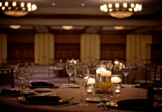 JW Marriott Tucson Starr Pass Resort & Spa: Ballroom Setup