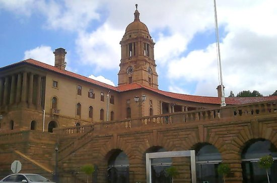 Pretoria Half-Day Private Tour from...