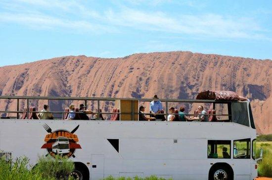 Guided Uluru Walk and Morning Tea on