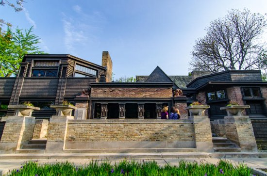 Frank Lloyd Wright by Bus Tour from...