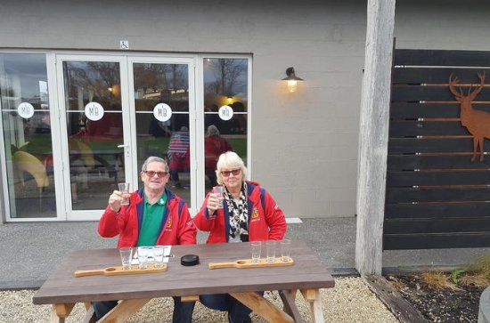 Wairarapa Food Small-Group Tour with...