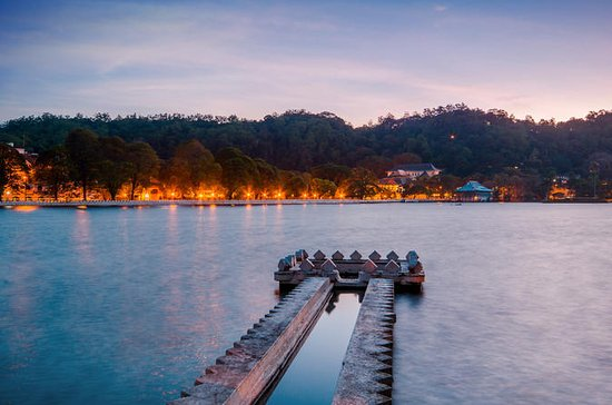 Private Day Tour: Majestic Kandy Sights