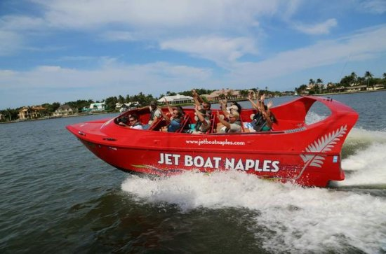 Jet Boat Thrill Ride