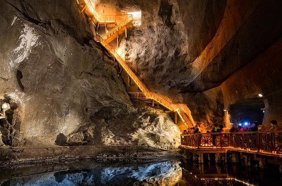 Salt Mine guided tour - Private transfer