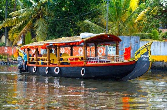 Kochi Private Tour: Kerala Backwater...